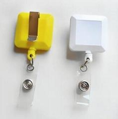 Retractable Custom Badge Reel