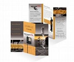 Tri-Fold Brouchers Printing