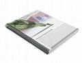 Sprial manual printing