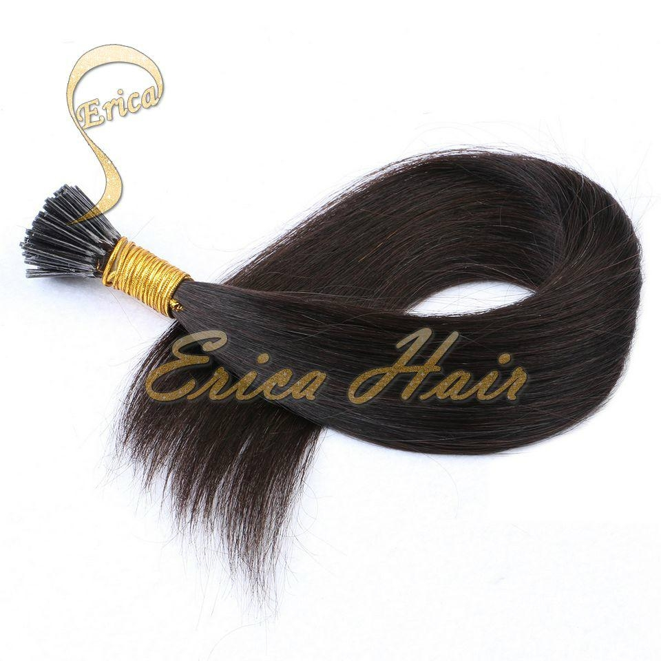 """Hot Selling I Tip Hair Extenisons 14""""-26""""  Keratin Stick Tip Hair Extensions 1"""