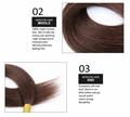 "Blonde I Tip Hair Extenisons 14""-26""  Keratin Stick Tip Hair Extensions 4"