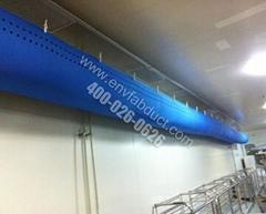 供應布袋風管-(通風系統)