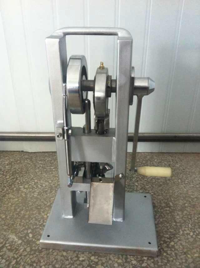 TDP-0手摇压片机 5
