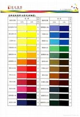 H型(耐晒型)造紙染料