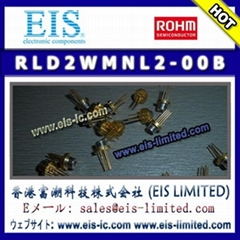 RLD2WMNL2-00B - ROHM - DVD-ROM player single mode 2wavelength laser diode