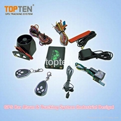 TK220 GPS Car Alarm & Tracking System (Industrial Design)