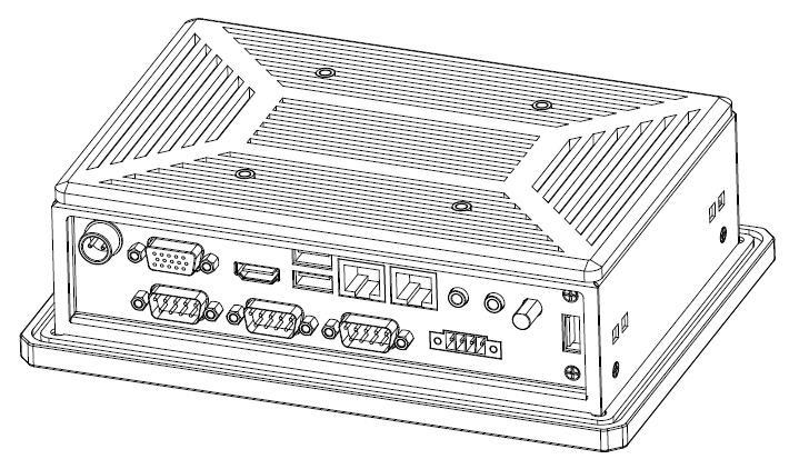 工業平板電腦7寸 3