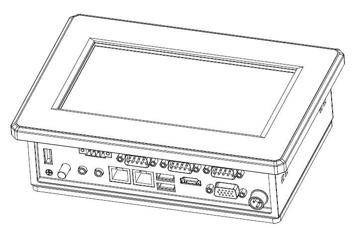 工業平板電腦7寸 4