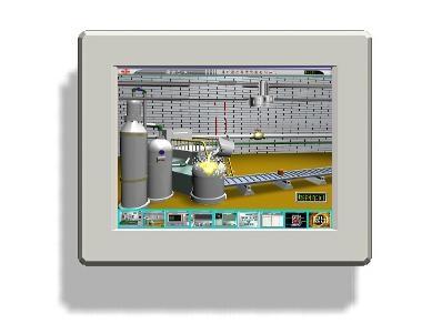 工業平板電腦8.4寸 1