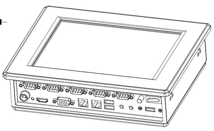 工業平板電腦8.4寸 3