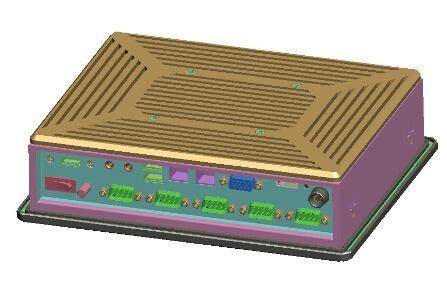 工業平板電腦8.4寸 2