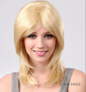 2014 new fashion women's long straight wig 1