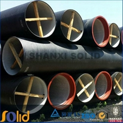 ductile iron pipe length