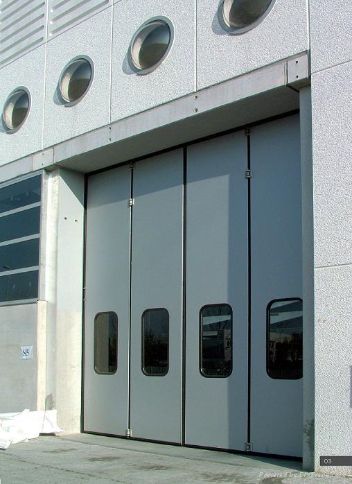 Qian Tai Folding Door 5