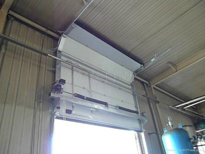QIan Tai Industrial Door 1