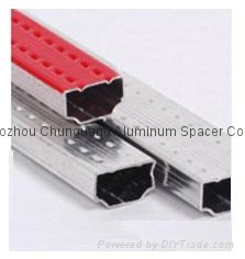 aluminum spacer for double glass