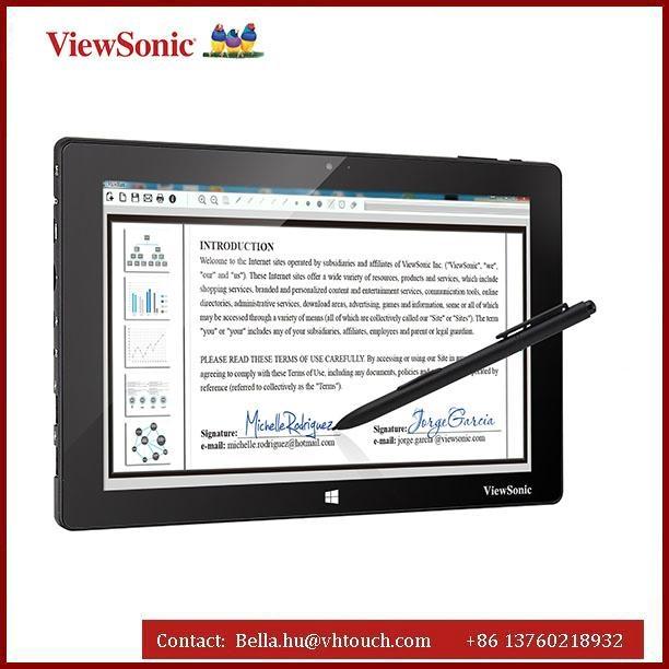 """10.1"""" 電容電磁雙觸控手寫平板,windows8.1系統帶移動鍵盤 2"""