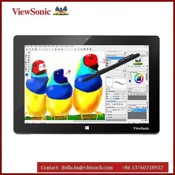 """10.1"""" 電容電磁雙觸控手寫平板,windows8.1系統帶移動鍵盤 4"""