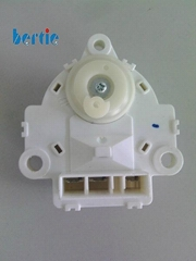 washing machine parts water drain motor