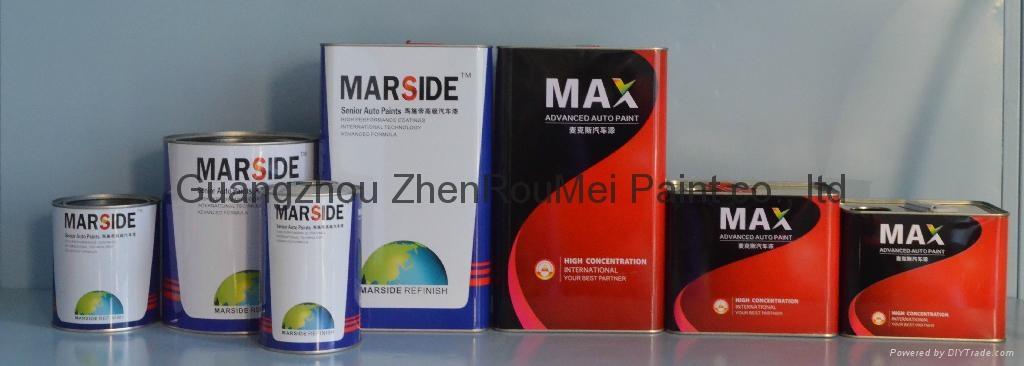 Auto Refinish Marside Fast Epoxy Primer - China - Manufacturer -