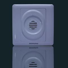 墙壁型三线节能消防声光控开关