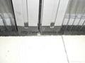 意美達牌無軌鏈條式對碰紗門