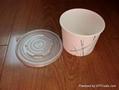 Paper Ice Cream Bucket