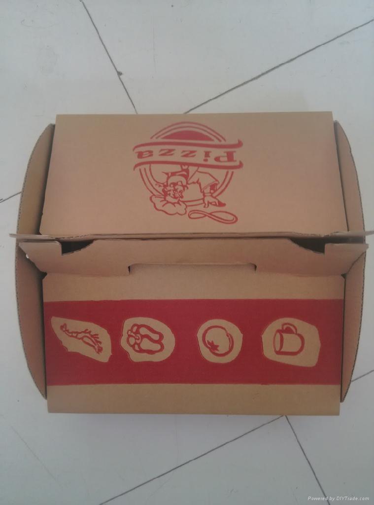Pizza Box 3