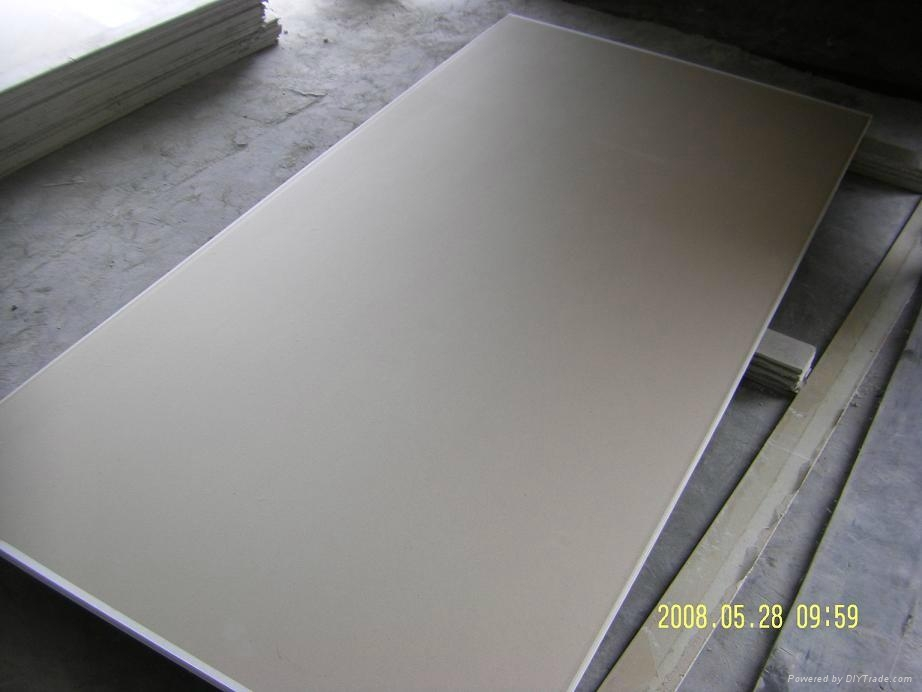 Regular Product Gypsum Board : Standard gypsum board 普通 huaxin china trading company