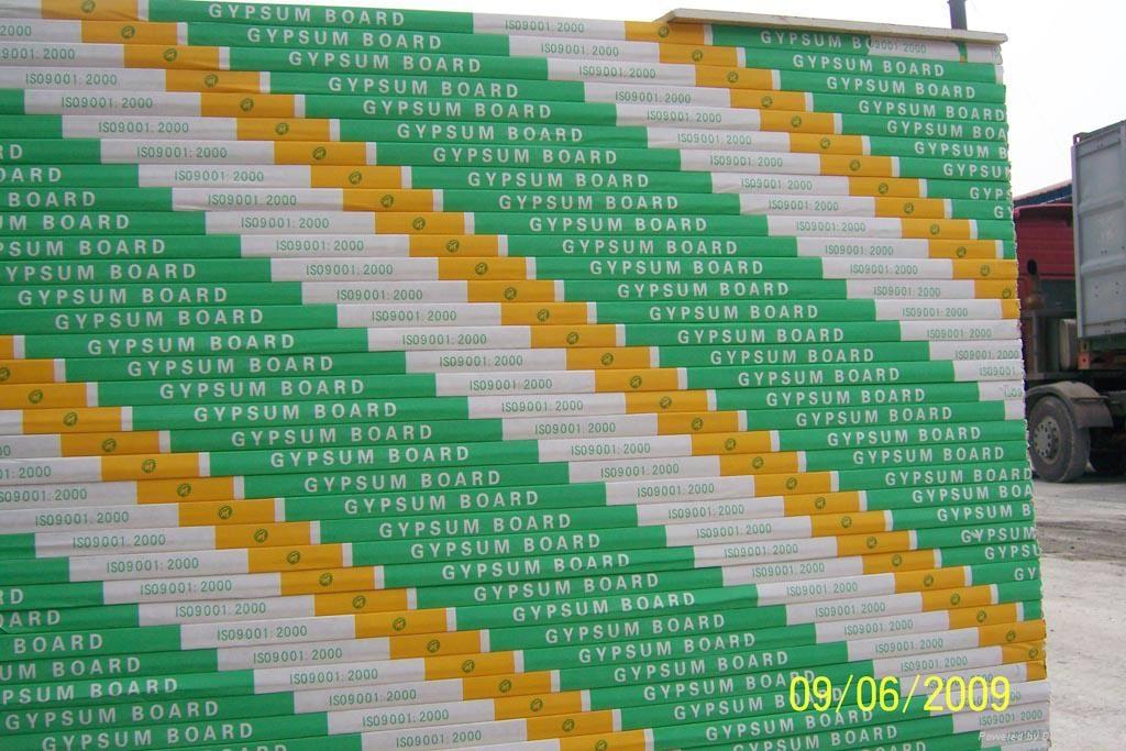 普通石膏板 2
