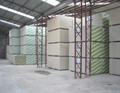 Standard gypsum boards for ceilng and wall