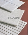 Acoustic mineral fiber ceiling boards