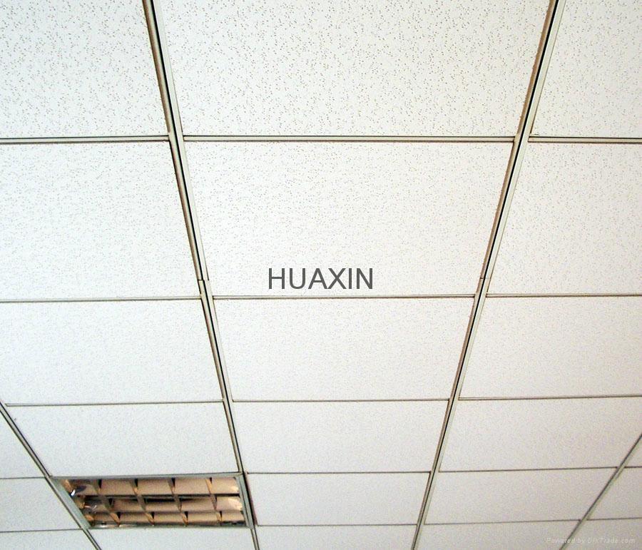 Acoustic ceiling tiles