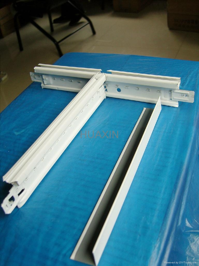 Solid groove ceiling t bar for installation 4
