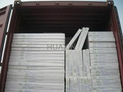 PVC GYPSUM BOARD LOADING