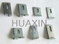 Ga  anized studs accessories for gypsum