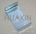 Galvanized studs accessories for gypsum wall partition 2