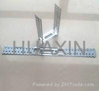 Galvanized studs accessories for gypsum wall partition 5