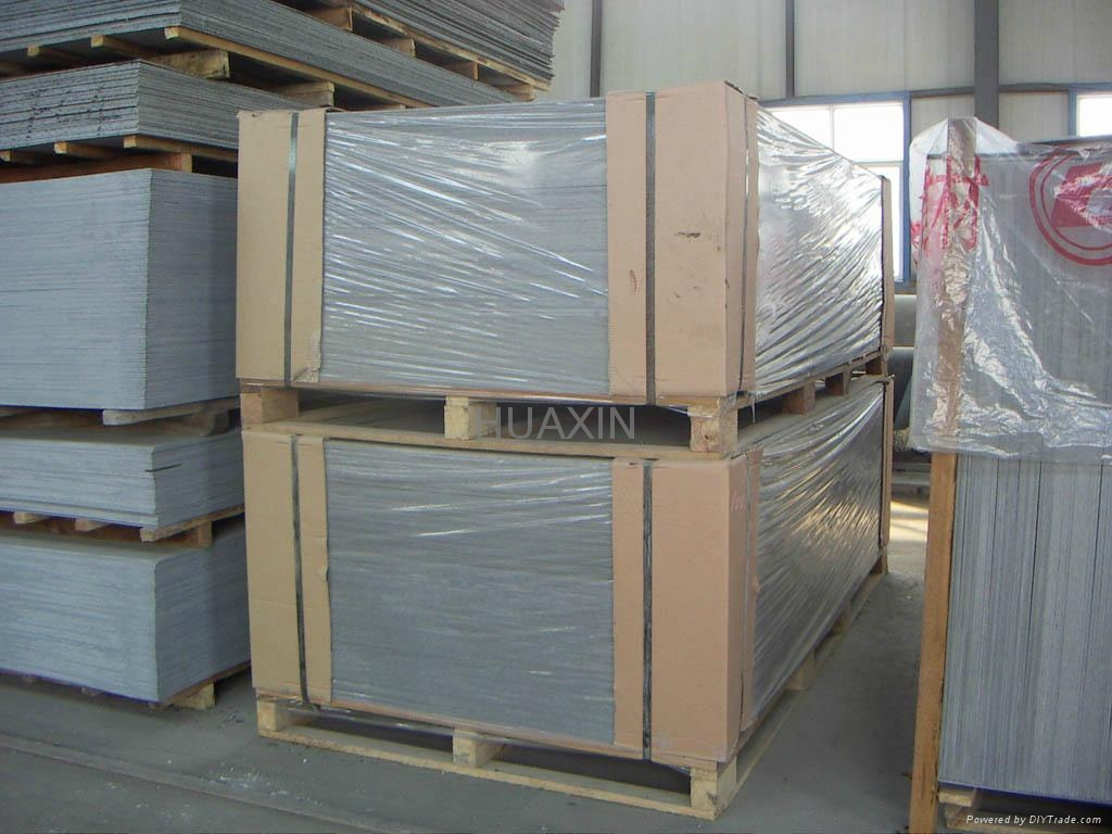Fiber Cement Products : Fiber cement board 水泥板 huaxiin china trading company