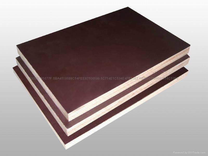 棕色建筑模板