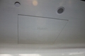 Aluminum ceiling access panels