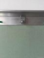 Aluminum access panels with lock