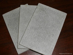 Fiber cement boards for distribution for retails