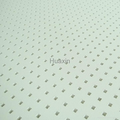ACOUSTIC PERFORATED PLASTERBOARD-SQUARE HOLE