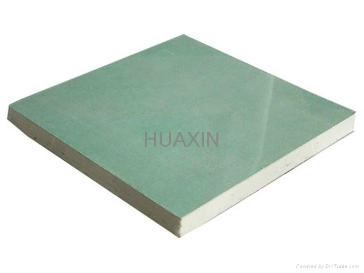 Green Moisture proof surface
