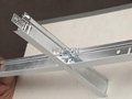 Exposed ceiling t bar-flat surface 4