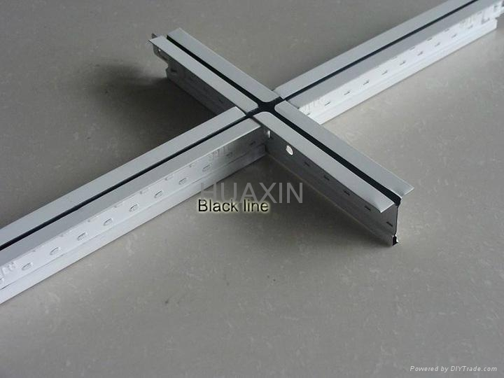 FLAT GROOVE CEILING T BAR-FUT CEILING T BAR 12