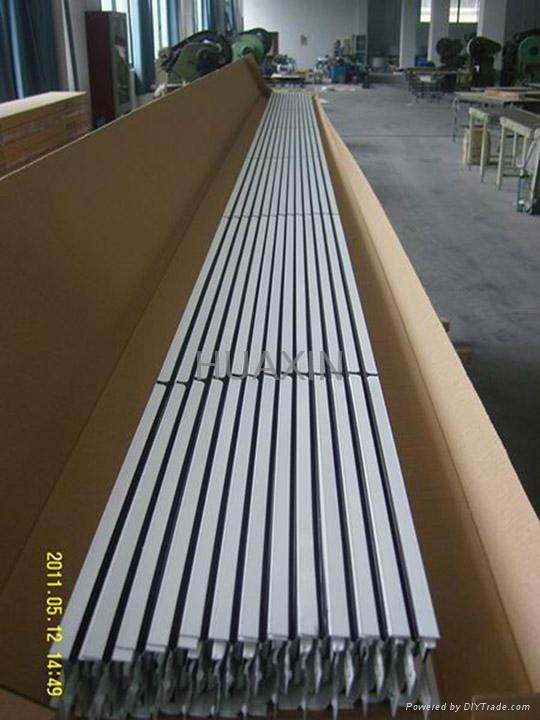FLAT GROOVE CEILING T BAR-FUT CEILING T BAR 16