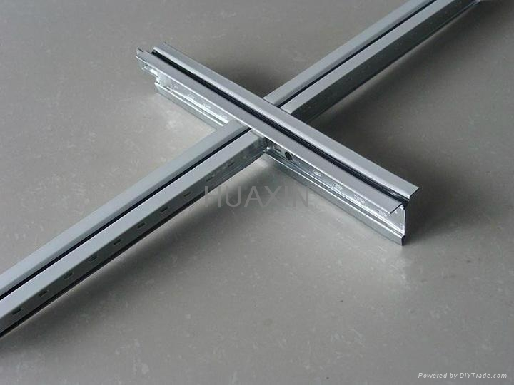 FLAT GROOVE CEILING T BAR-FUT CEILING T BAR 6