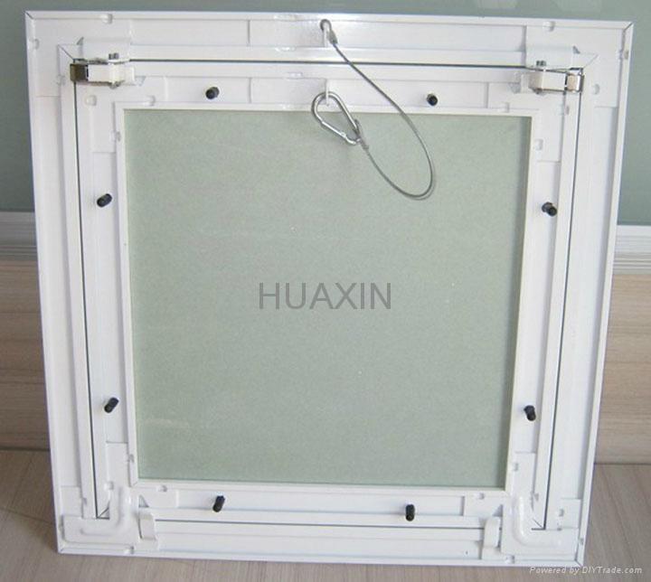 Gypsum board access panel  5